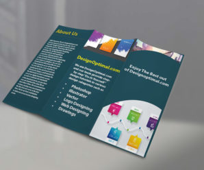 How to Design Tri Fold Brochure in Adobe Illustrator