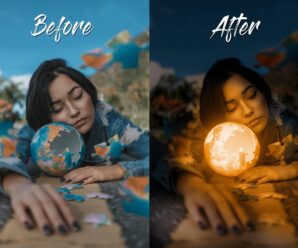How to Glow Anything in Adobe Photoshop
