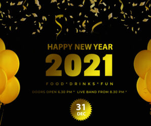How to Design New Year Party Banner in Adobe Photoshop